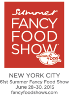 Summer Fancy Food Show 2015